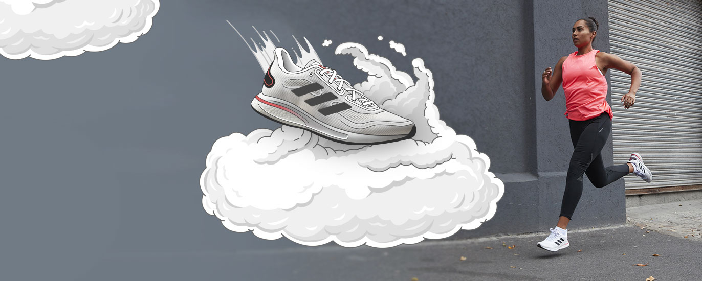 adidas Heat RDY. X Supernova