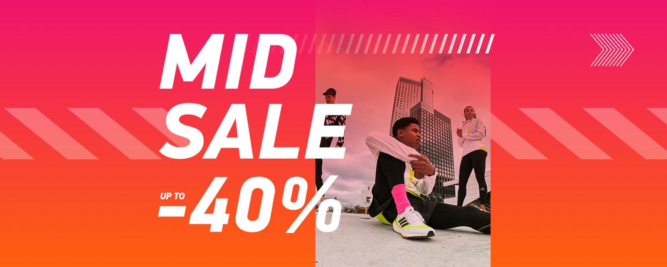 Mid Season Sales up to -40%