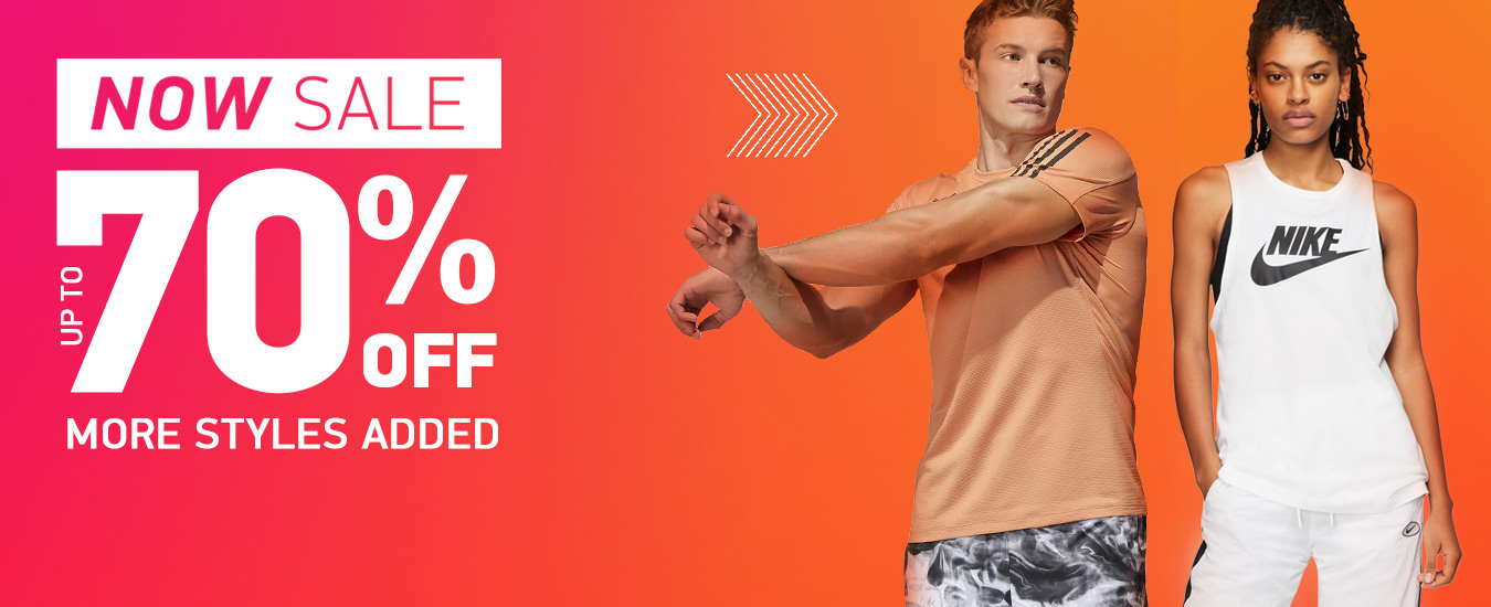 Summer Sale Up To -70%