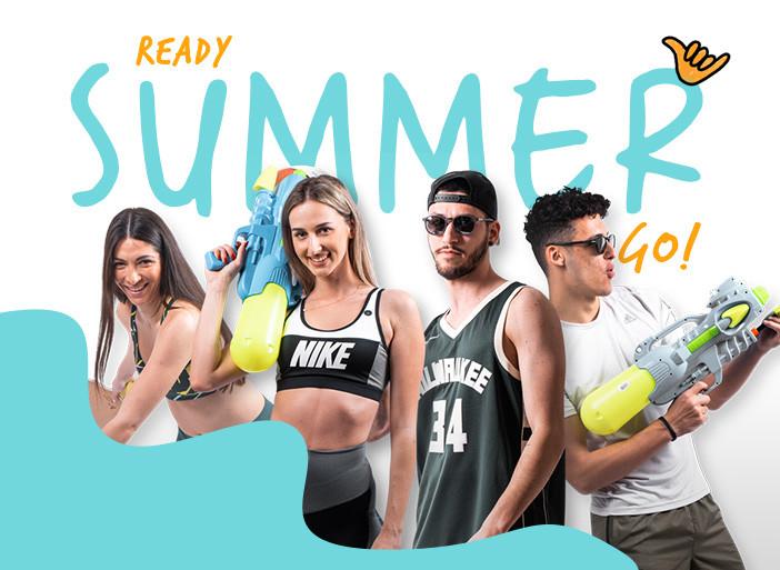 Ready. Summer. GO!